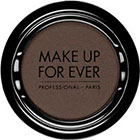 Make Up For Ever Artist Shadow Eyeshadow and powder blush in M618 Espresso (Matte) eyeshadow