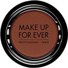 Make Up For Ever Artist Shadow Eyeshadow and powder blush in M608 Red Brown (Matte) eyeshadow
