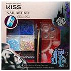 Kiss Kiss Disney Kit Good Evil Nail Art Kit Briar Rose (Blue) 1.0set