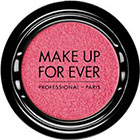 Make Up For Ever Artist Shadow Eyeshadow and powder blush in I858 Flamingo (Iridescent) eyeshadow