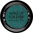 Make Up For Ever Artist Shadow Eyeshadow and powder blush in D236 Lagoon Blue (Diamond) eyeshadow