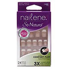 Nailene So Natural Nail Kit 1.0kit in Beige