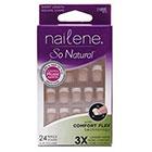 Nailene So Natural Nail Kit 1.0kit in Beige