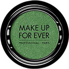 Make Up For Ever Artist Shadow Eyeshadow and powder blush in I332 Meadow Green (Iridescent) eyeshado