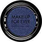 Make Up For Ever Artist Shadow Eyeshadow and powder blush in ME216 Electric Blue (Metallic) eyeshado