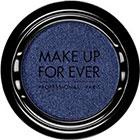 Make Up For Ever Artist Shadow Eyeshadow and powder blush in ME216 Electric Blue (Metallic) eyeshado