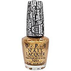 OPI Shatter Collection Nail lacquer, Gold Shatter, 0.5 Fluid Ounce
