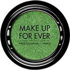 Make Up For Ever Artist Shadow Eyeshadow and powder blush in D334 Apple Green (Diamond) eyeshadow