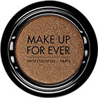 Make Up For Ever Artist Shadow Eyeshadow and powder blush in D640 Golden Snake (Diamond) eyeshadow