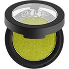 Sephora Kat Von D Metal Crush Eyeshadow in Electric Warrior metallic citron green