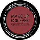 Make Up For Ever Artist Shadow Eyeshadow and powder blush in M844 Burgundy (Matte) eyeshadow