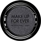 Make Up For Ever Artist Shadow Eyeshadow and powder blush in ME108 Steel (Metallic) eyeshadow