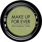 Make Up For Ever Artist Shadow Eyeshadow and powder blush in I330 Linden Green (Iridescent) eyeshado