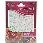 Cina Nail Creations Nail Art 3-D Decals Blush Petals