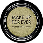 Make Up For Ever Artist Shadow Eyeshadow and powder blush in I318 Linen Khaki (Iridescent) eyeshadow
