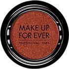 Make Up For Ever Artist Shadow Eyeshadow and powder blush in ME740 Magma (Metallic) eyeshadow