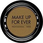 Make Up For Ever Artist Shadow Eyeshadow and powder blush in M322 Khaki (Matte) eyeshadow