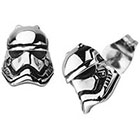 Disney Disney Episode 7 Stormtrooper 3D Stainless Steel Stud Earrings