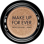 Make Up For Ever Artist Shadow Eyeshadow and powder blush in ME512 Golden Beige (Metallic) eyeshadow