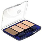 Cover Girl Eye Enhancers 4-Kit in Sheerly Nudes 265