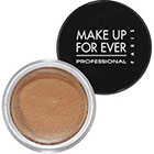 Make Up For Ever Aqua Cream in 12 Golden Copper soft copper shimmer