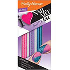 Sally Hansen I Heart Nail Art Glitter Kit Multi 1.0ea