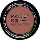 Make Up For Ever Artist Shadow Eyeshadow and powder blush in M600 Pink Brown (Matte) eyeshadow