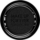 Make Up For Ever Artist Shadow Eyeshadow and powder blush in S102 Onyx (Satin) eyeshadow