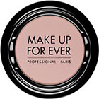 Make Up For Ever Artist Shadow Eyeshadow and powder blush in M870 Yogurt (Matte) eyeshadow