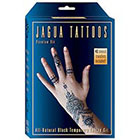 Tilly's EARTH JAGUA Temporary Tattoo Kit in Blue