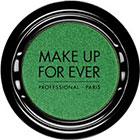 Make Up For Ever Artist Shadow Eyeshadow and powder blush in S312 Mint Green (Satin) eyeshadow