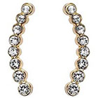 Stella Valle Make Your Mark Ear Crawler Earrings - Gold