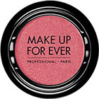 Make Up For Ever Artist Shadow Eyeshadow and powder blush in ME866 Frosted Pink (Metallic) eyeshadow