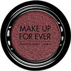 Make Up For Ever Artist Shadow Eyeshadow and powder blush in D826 Fig (Diamond) eyeshadow