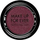 Make Up For Ever Artist Shadow Eyeshadow and powder blush in ME840 Pink Chrome (Metallic) eyeshadow