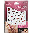 Cina Nail Creations Exotica Nail Art Decals Hearts And Soul in Year Of Celebrations