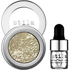 Stila Magnificent Metals Foil Finish Eye Shadow in Metallic Laurel melon green sheen