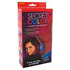 Secret Color Secret Color Headband Hair Extensions Red