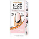 Sally Hansen Salon Effects Nail Polish Strips in Reverse French Manicure