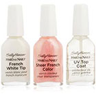 Sally Hansen Hard As Nails French Manicure Set in Sheer Opal