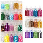 VAGA Set of Glitters Caviar / Beads / Mini Pearls And Sparkles in