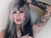 Allison Green's Tattoos
