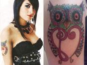 Anissa Rodriguez's Tattoos