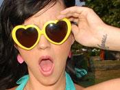 Katy Perry's Tattoos
