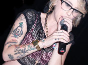 Kreayshawn's Tattoos
