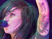 Lights Poxleitner's Tattoos