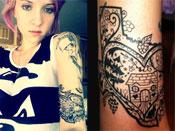 Sherri DuPree-Bemis' Tattoos